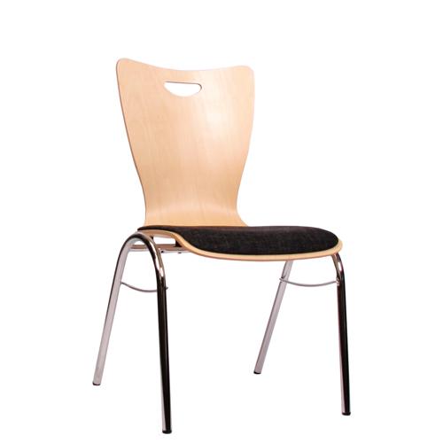 Kovové jednací židle COMBISIT B30