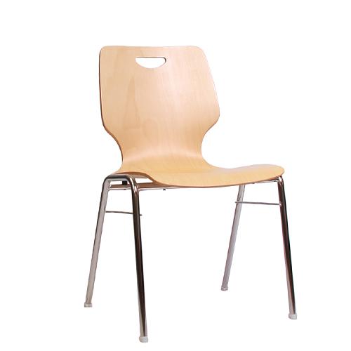 Skořepinové kovové židle