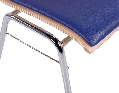 Kovové konferenční židle