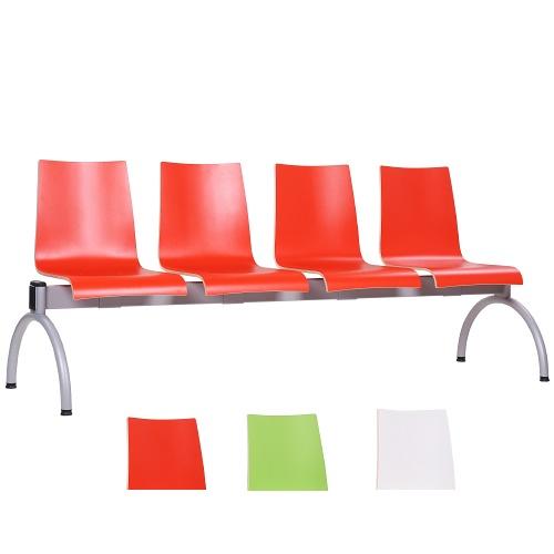 Lavice do čekáren COMBISIT HPL více barev 2 - 5 sedáků