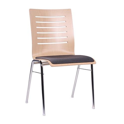 Kovoé stoličky  do rokovacích miestností