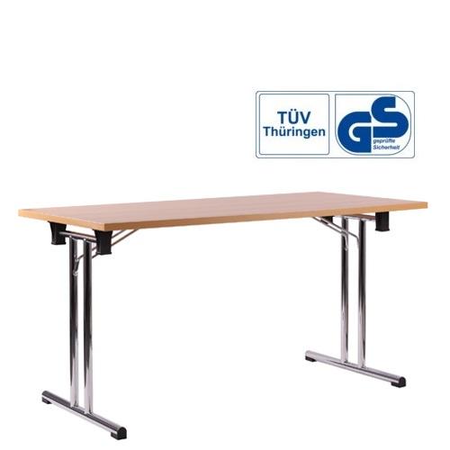 Sklapovací stoly kovové