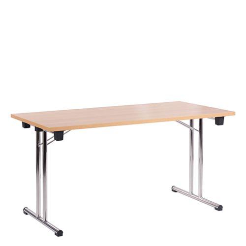 Skládací kovoé stoly pro konference