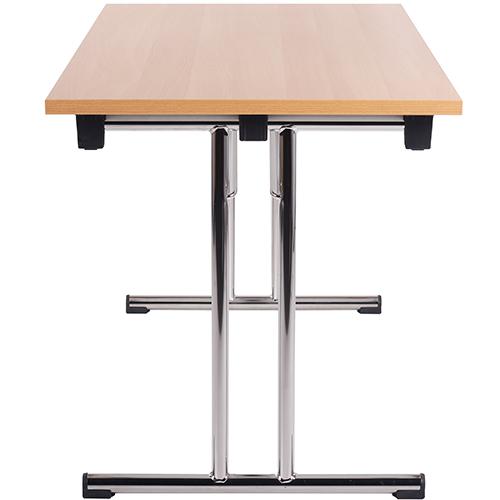 Skládacie stoly kovové pre konferencie