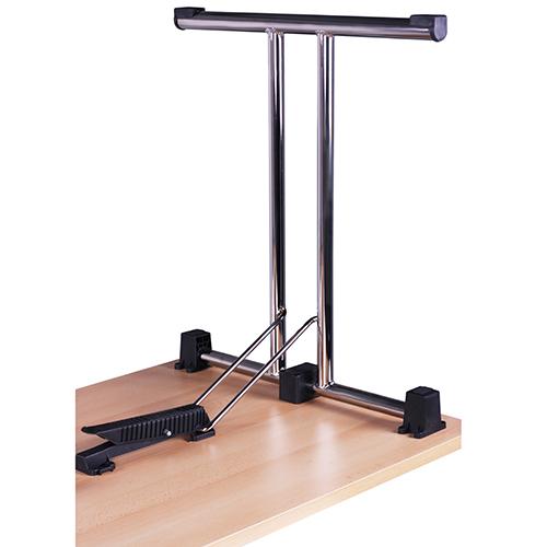 Kovové sklápacie stoly