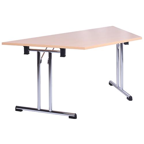 Skládací stoly kovové nohy