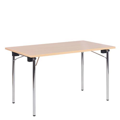 Kovové skládací stoly MUC xxx25 různé rozměry