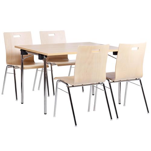 Kovvoé sklapovací stoly