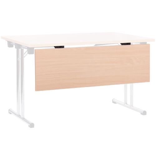 Kryt kolenního prostoru pro sklapovací a skládací stoly