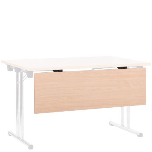 Krycí deska kolenního prostoru pro sklapovací stoly