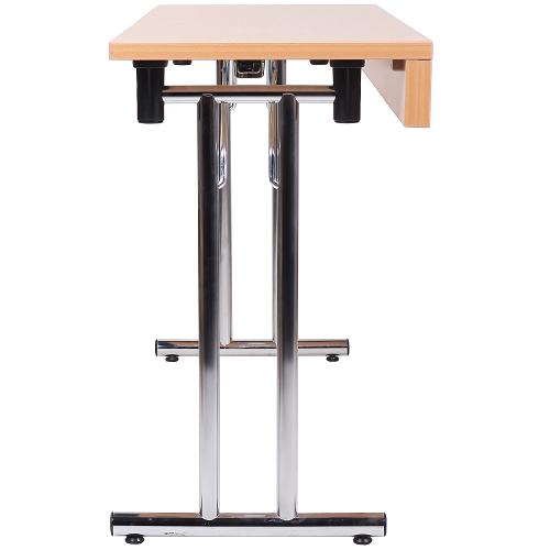 Kovové sklapovací stoly dlouhé