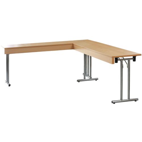 Zostavovacie dlhé sklapovacie stoly