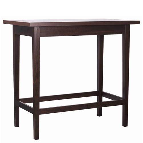 Dřevěné barové stoly BELLINDA-K 127