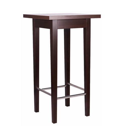 Dřevěné barové stoly BELLINDA-K HR IX