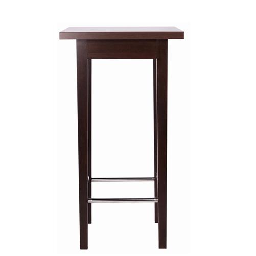 Masivní dřevěná barový stůl BALLINDA