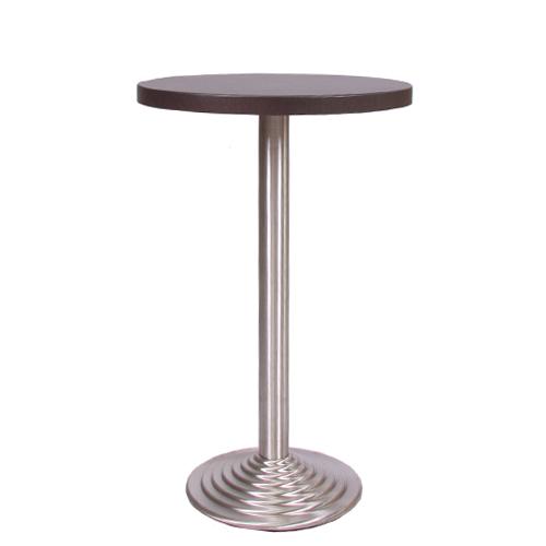 Kovové barové stoly MARENA IX BAR D70-44