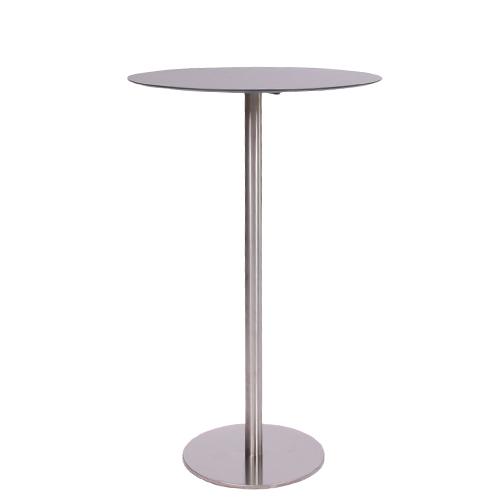Kovové barové stoly MARIANO IX BAR HPL D69-10