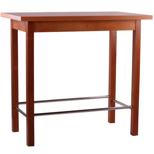 Dřevěné barové stoly BELLINDA 127 IX