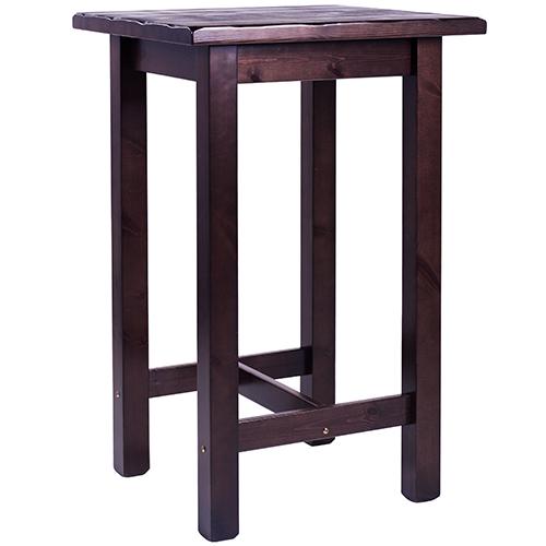Dřevěné barové stoly
