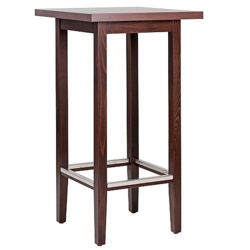 Dřevěné barové stoly BELLUNO HR