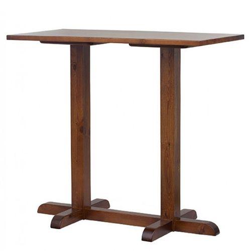 Dřevěné barové stoly do restaurace masivní borovice