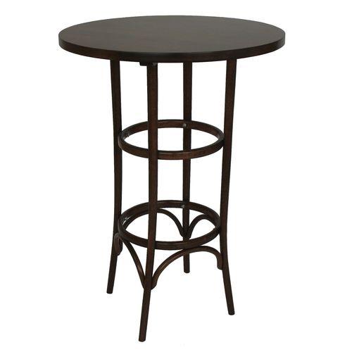 Dřevěný stůl CLASSICO BAR ohýbaný masiv