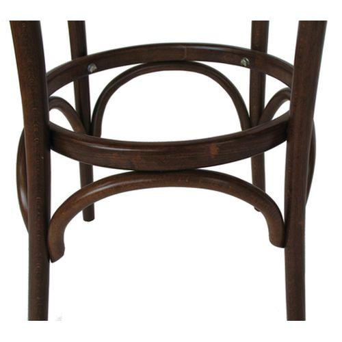 Barový stůl dřevěný ohýbané dřevo