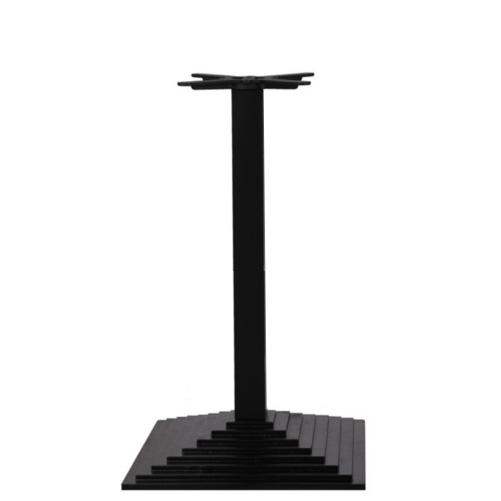 Kovové nohy stolu barové