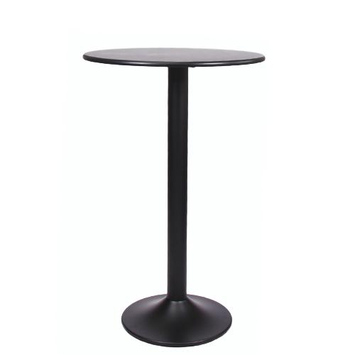Barové kovové stoly