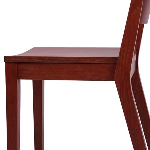 Dřevěná židle masivní buk.