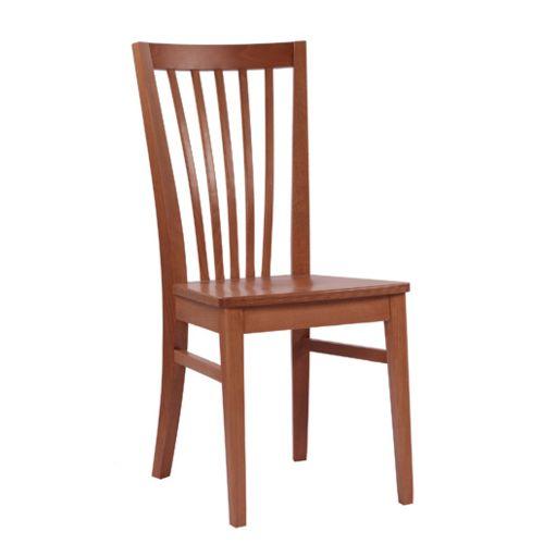 Dřevěná židle čalouněná LORIS S