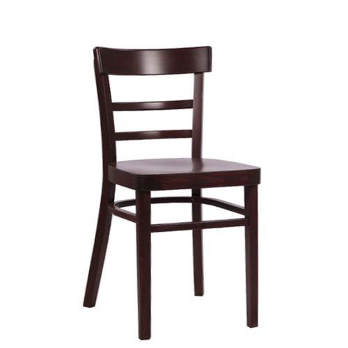 Dřevěné restaurační židle MARONA Sadlik