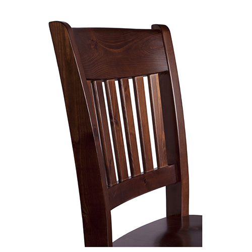 Dřevěný masiv  židle