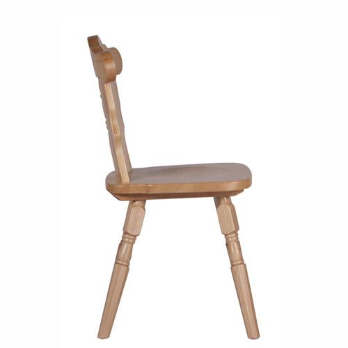 Borovicové židle
