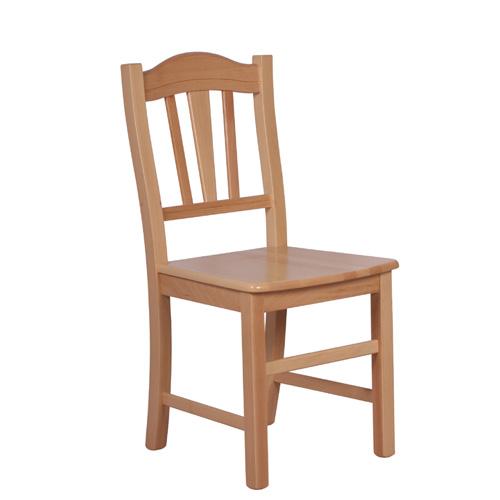 Dřevěné židle pro restaurace a kavárny