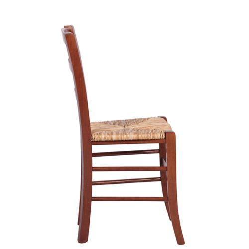 Dřevěné židle čalouněná pro restaurace
