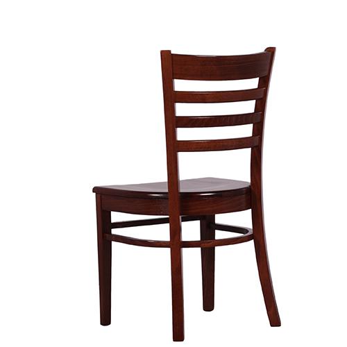 D5evěná židle masivní