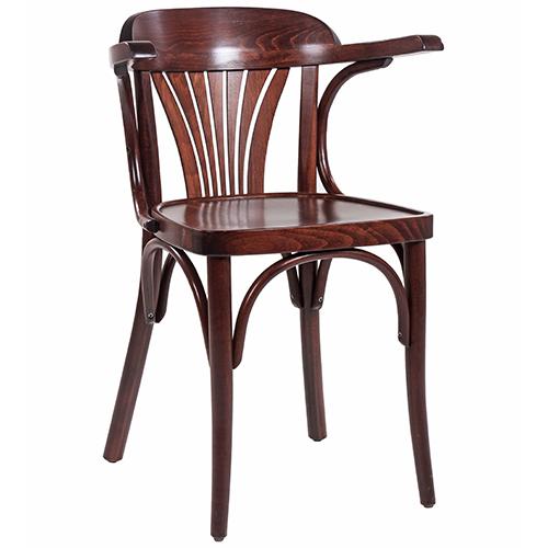 Drevěné ohýbané stoličky buk masív