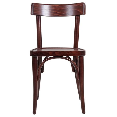 Drevěné ohýbané stoličky