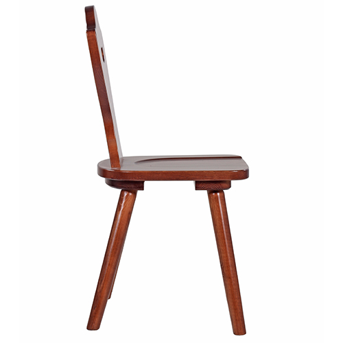 Dřevěné selské židle LOTTE borovice masiv