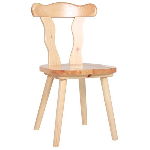 sedlácké židle ve venkovském stylu