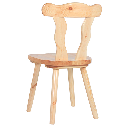 Drevené sedliacké stoličky