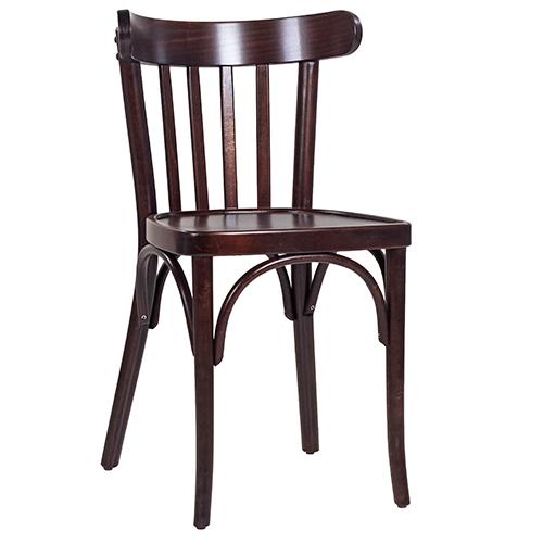 Drervené stoličky ohýbané
