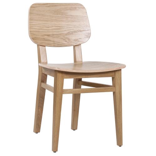 Dubové stoličky drevené