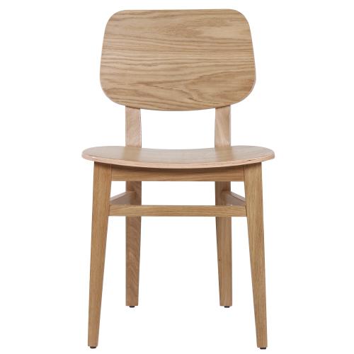 Dubové bistro židle
