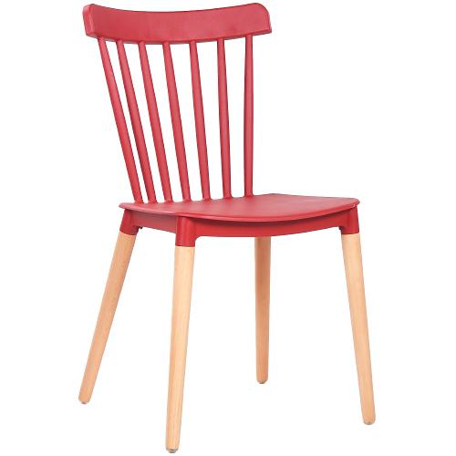 Bistro plastové stoličky