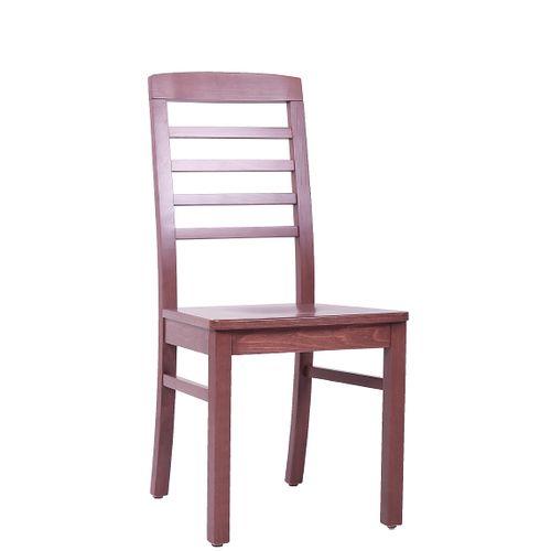 Dřevěná židle BIANCA XL pro restaurace