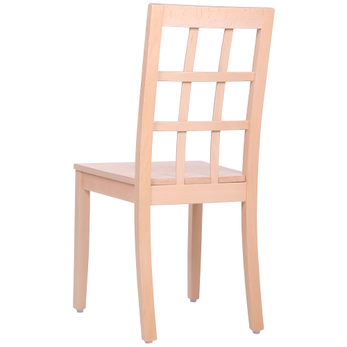 Dřevěné židle restaurační