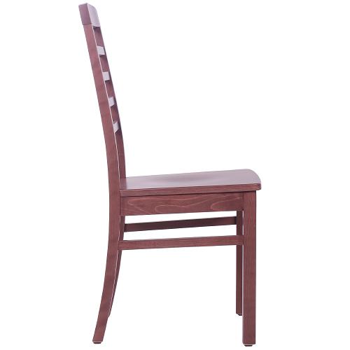 Dřevěné židla pro restaurace