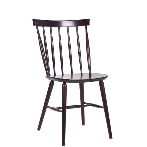Dřevěné židle NILS